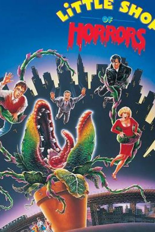 Der kleine Horrorladen - Little Shop of Horrors (1986) DVD1014