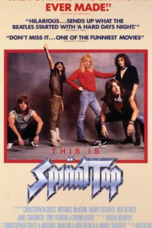 This is Spinal Tap DVD1543