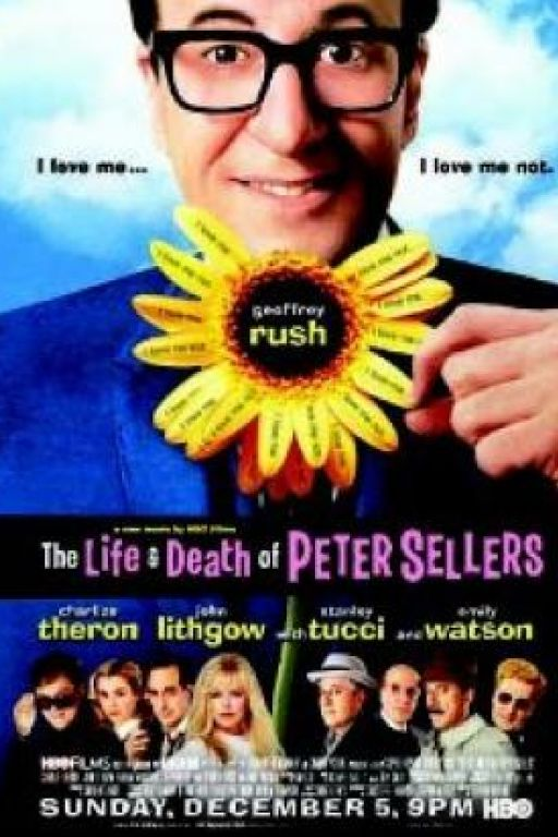 The Life And Death Of Peter Sellers DVD2216