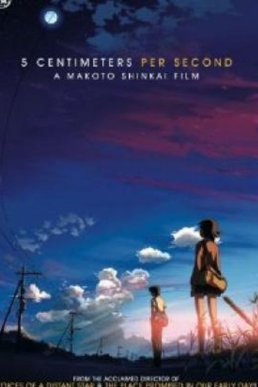 5 Centimeters Per Second - Byôsoku 5 senchimêtoru DVD2707