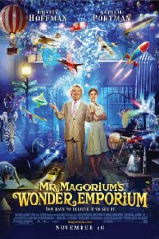 Mr. Magoriums Wunderladen - Mr. Magorium's Wonder Emporium