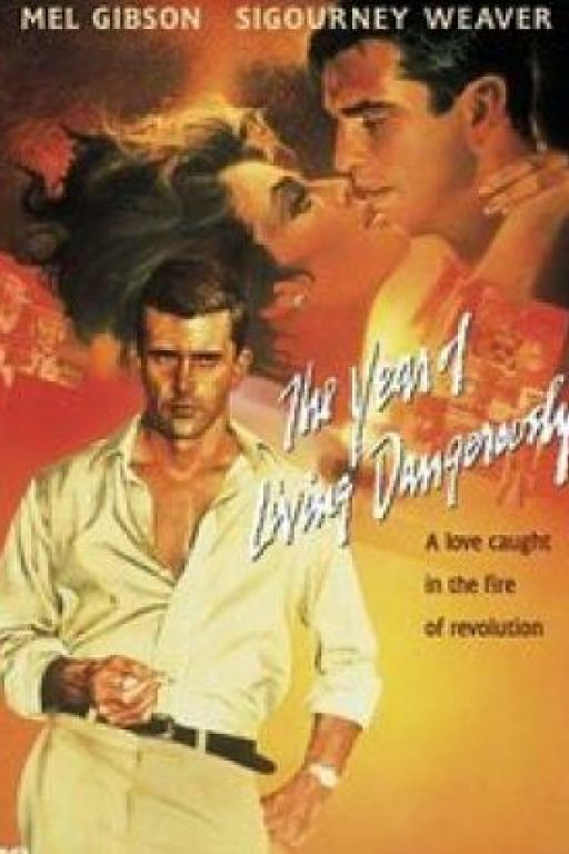 Ein Jahr in der Hölle - The Year of Living Dangerously (Coming Soon on DVD at Filmkunstbar Fitzcarraldo)