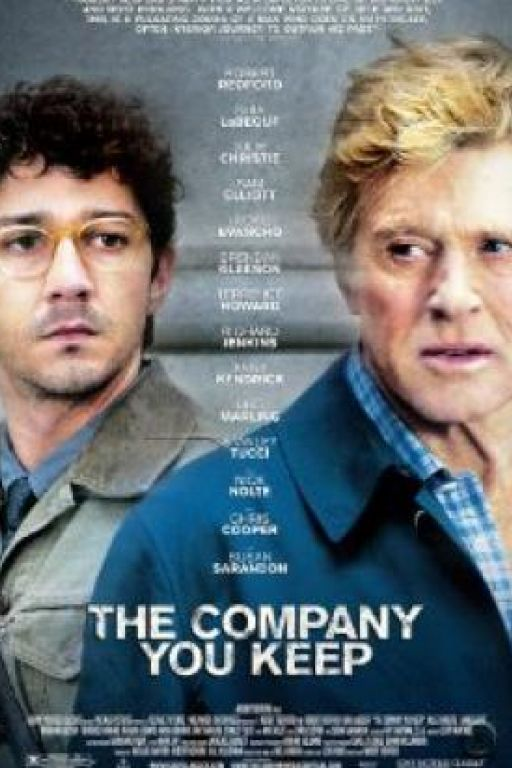 The Company You Keep DVD6248