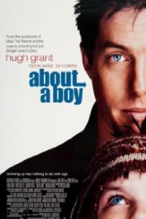 About a Boy DVD1898