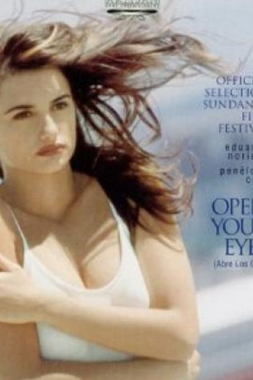 Open your eyes - Abre los ojos (OmeU) DVD1405