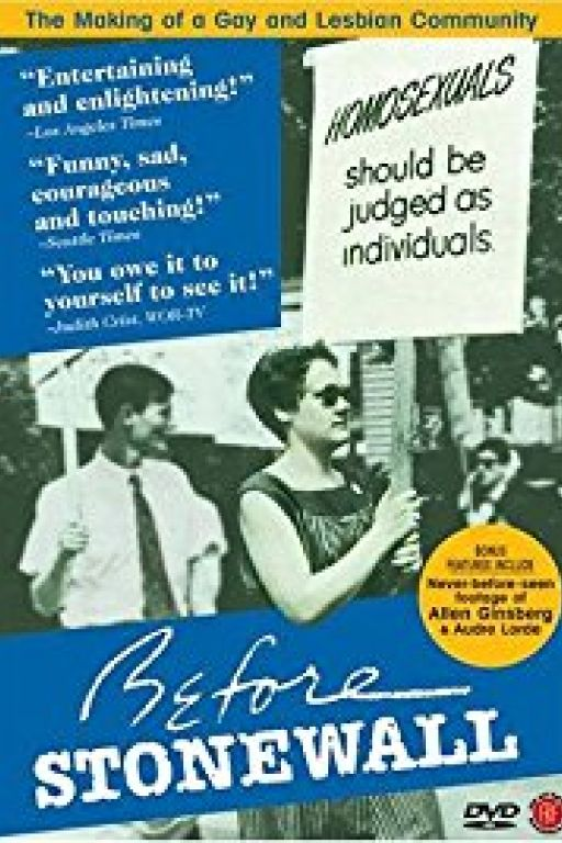 Before Stonewall DVD-