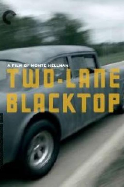 Asphaltrennen - Two-Lane Blacktop DVD9715