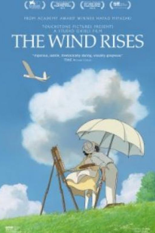 The Wind Rises - Wie der Wind sich hebt - Kaze tachinu DVD8621+1125(engl. subt.)