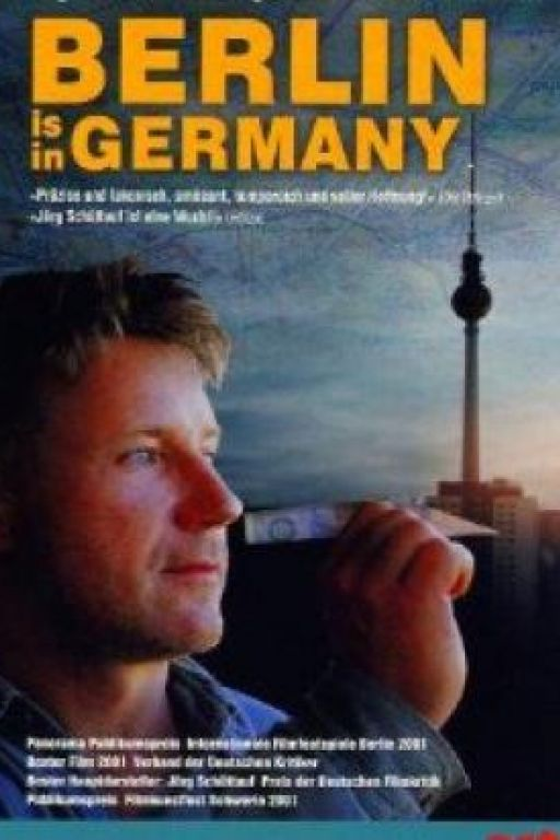 Berlin is in Germany (OmeU=engl. subt.) DVD656