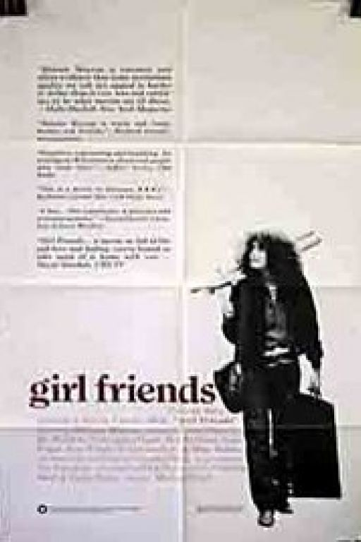 Girlfriends (Coming Soon on DVD at Filmkunstbar Fitzcarraldo)
