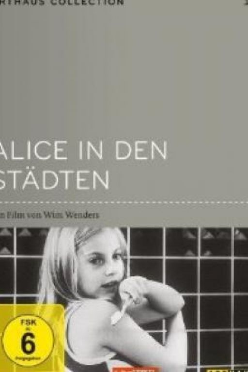 Alice in the cities - Alice in den Städten DVD1207