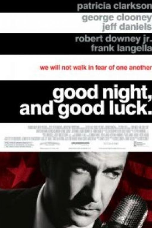 Good Night And Good Luck DVD4191