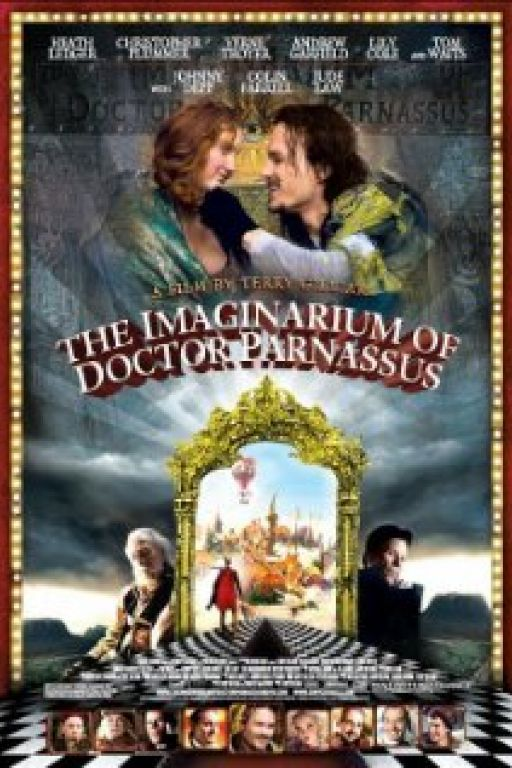 Das Kabinett des Doktor Parnassus - The Imaginarium of Doctor Parnassus