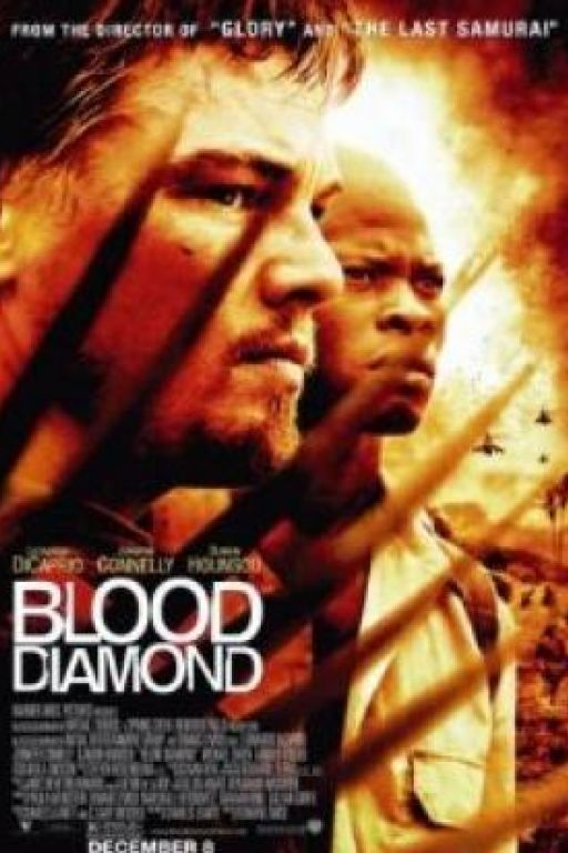 Blood Diamond DVD9480