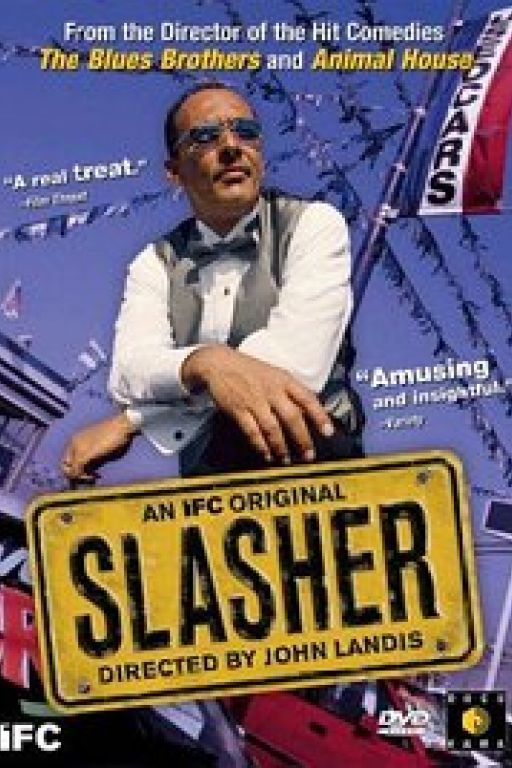 Slasher (2004) DVD-