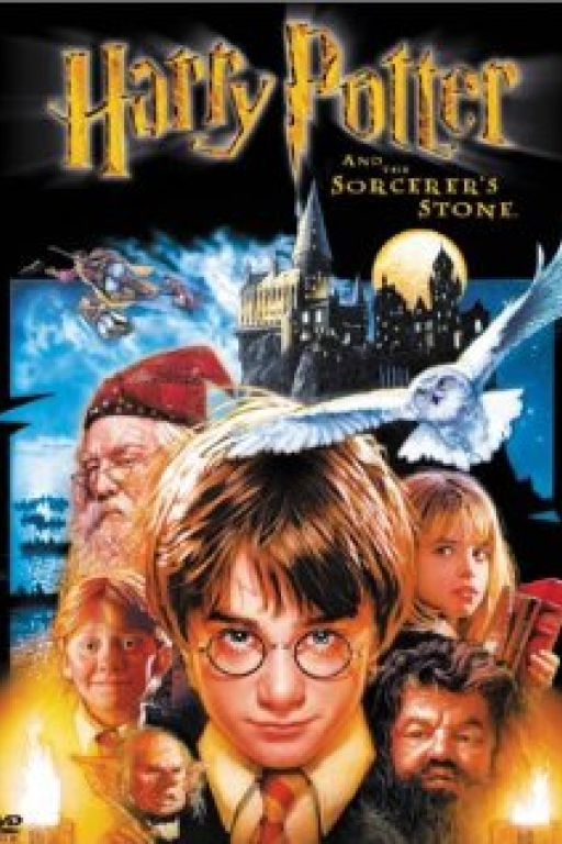 Harry Potter und der Stein der Weisen - Harry Potter and the Sorcerer's Stone