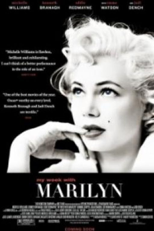 My week with Marilyn DVD6340