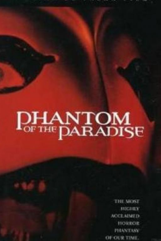 Phantom of the paradise DVD476
