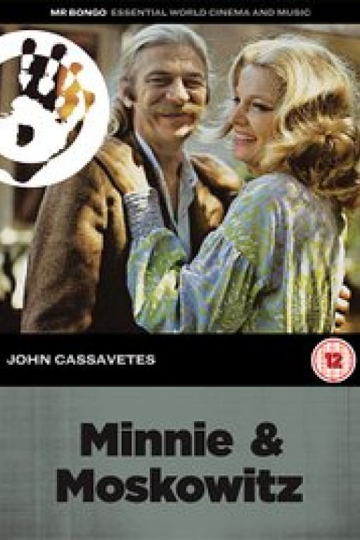 Minnie und Moskowitz - Minnie and Moskowitz (Coming Soon on DVD at Filmkunstbar Fitzcarraldo)