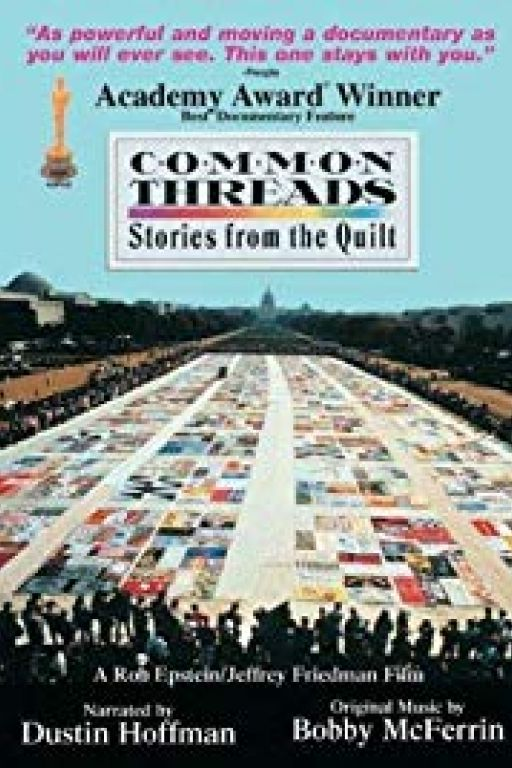 Common Threads: Stories from the Quilt DVD-