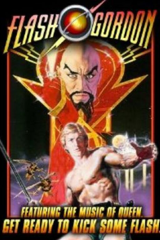 Flash Gordon DVD4639