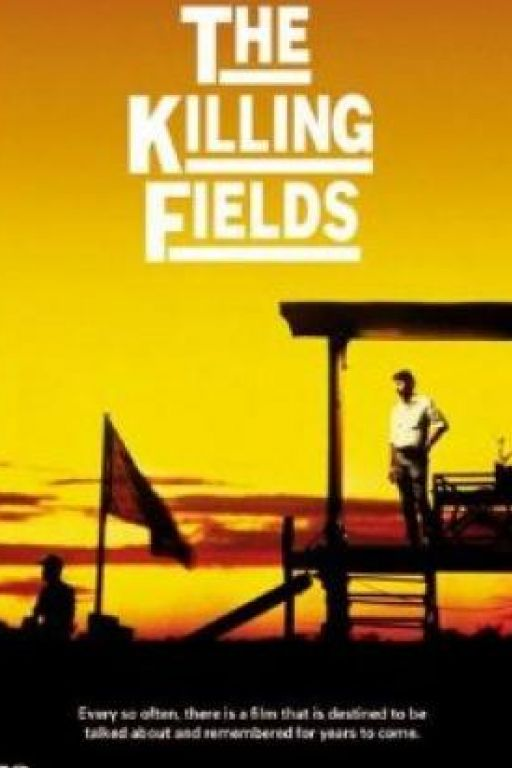 The Killing Fields (1984) DVD1616+5965