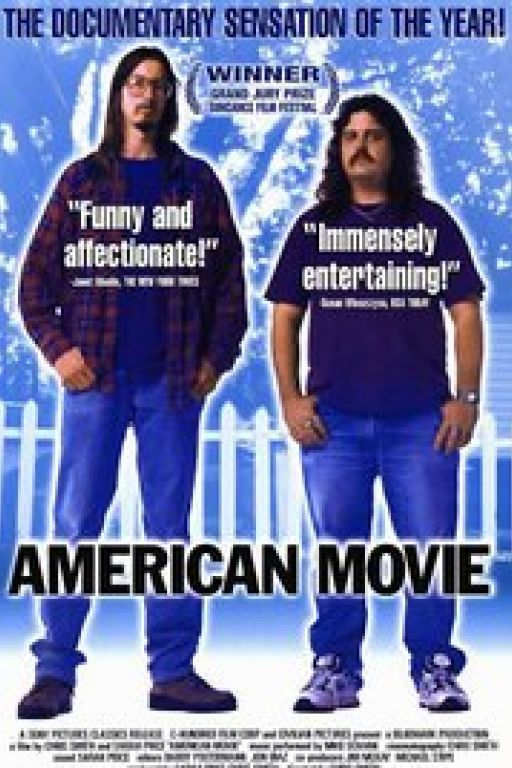 American Movie (1999) (Coming Soon on DVD at Filmkunstbar Fitzcarraldo)