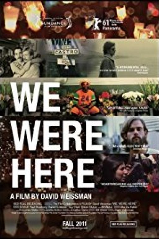 We Were Here (2011) DVD-