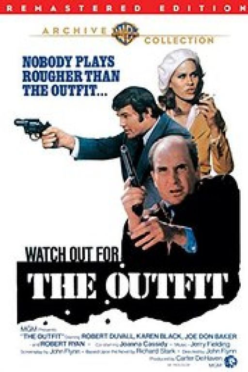 The Outfit (Coming Soon on DVD at Filmkunstbar Fitzcarraldo)