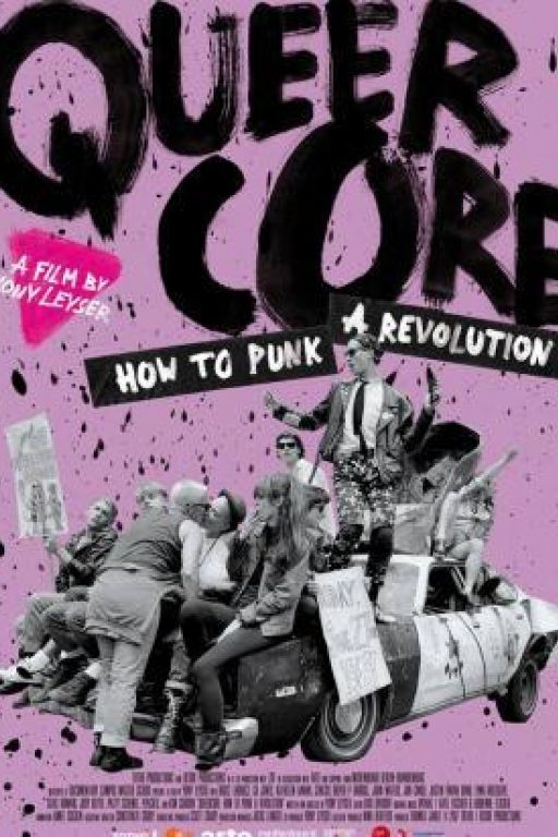 Queercore: How to Punk a Revolution DVD10244