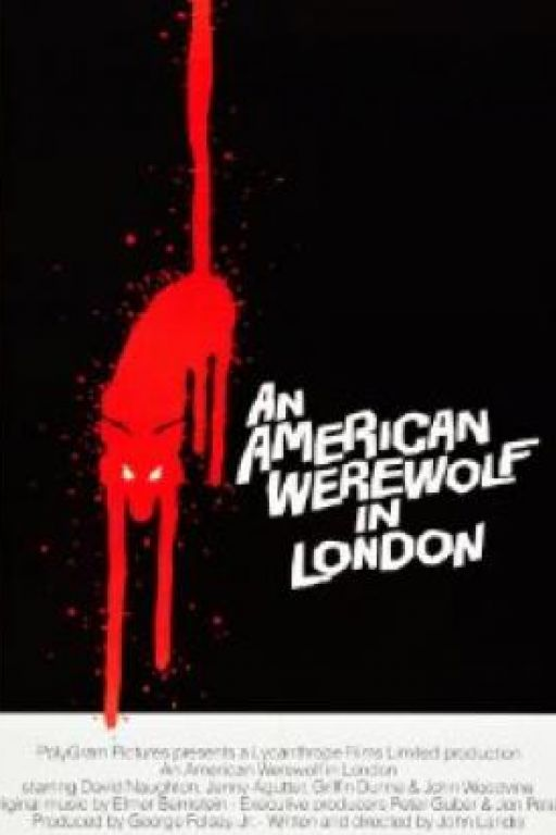 American Werewolf - An American werewolf in London DVD1829