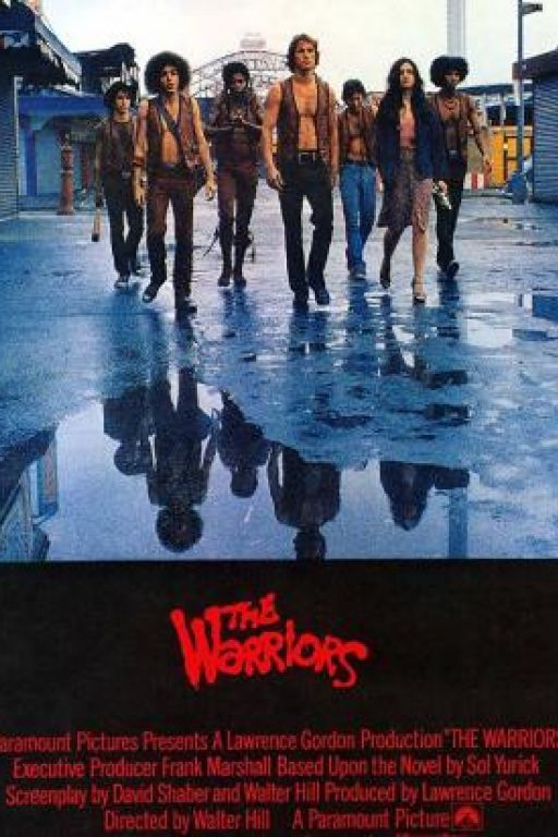 Die Warriors - The warriors (The Cinematic Movie) (1979) (Rating 8,3) (OmeU) DVD940+4891