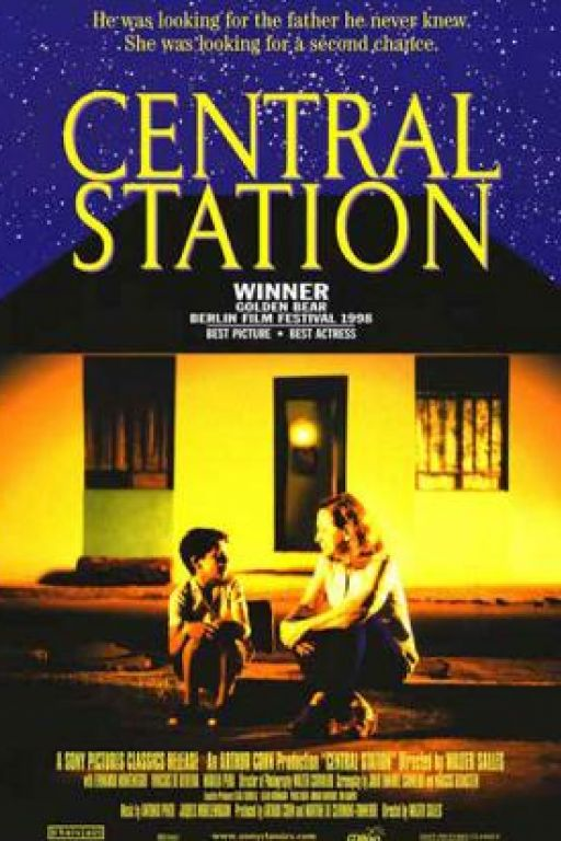 Central station - Central do Brasil (OmeU) DVD3671