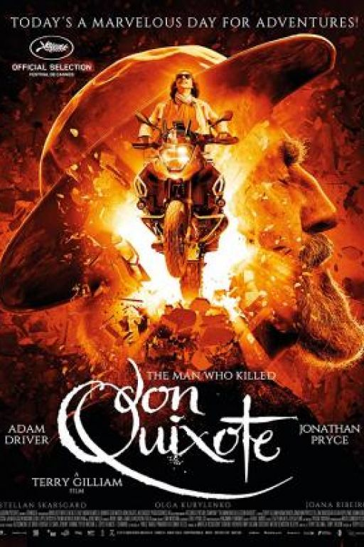 The Man Who Killed Don Quixote (Coming Soon on DVD at Filmkunstbar Fitzcarraldo)