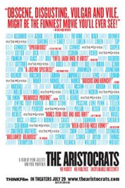 The Aristocrats (Coming Soon on DVD at Filmkunstbar Fitzcarraldo)