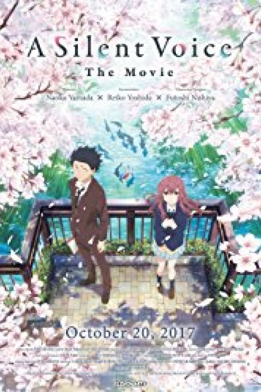A Silent Voice - Koe no katachi (Coming Soon on DVD at Filmkunstbar Fitzcarraldo)