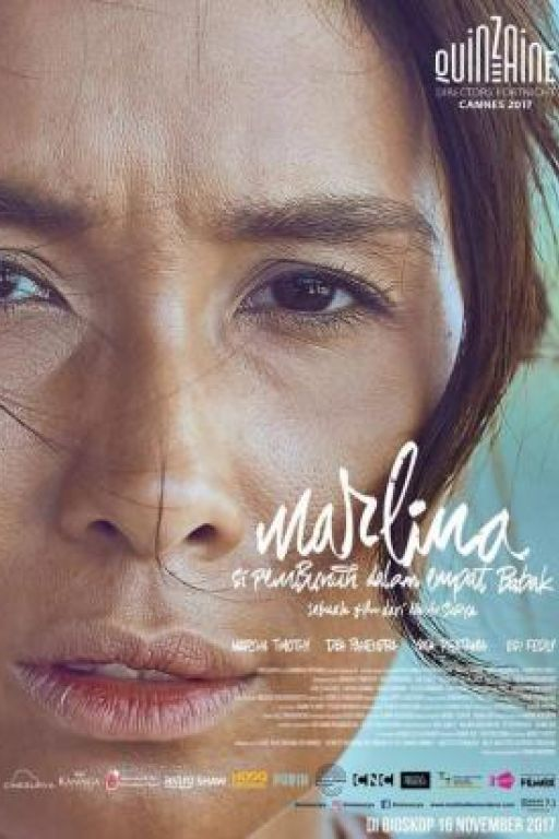 Marlina the Murderer in Four Acts DVD10202