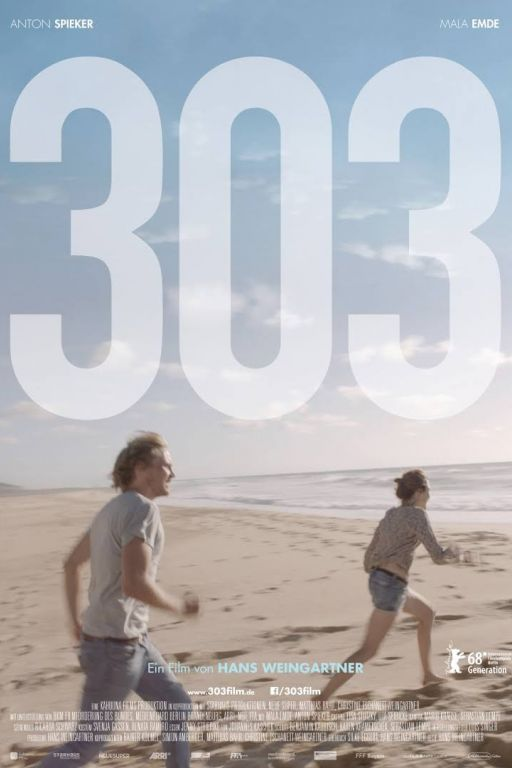 303 (Coming Soon on DVD at Filmkunstbar Fitzcarraldo)