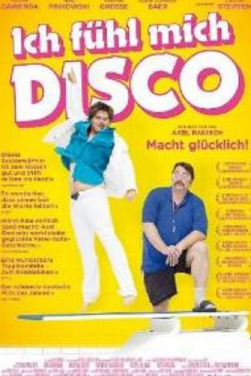 I Feel Like Disco - Ich fühl mich Disco (OmeU=engl. subt.) DVD8720