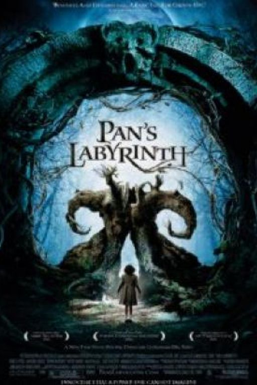 Pan's Labyrinth - Pans Labyrinth - El Laberinto del Fauno DVD5527
