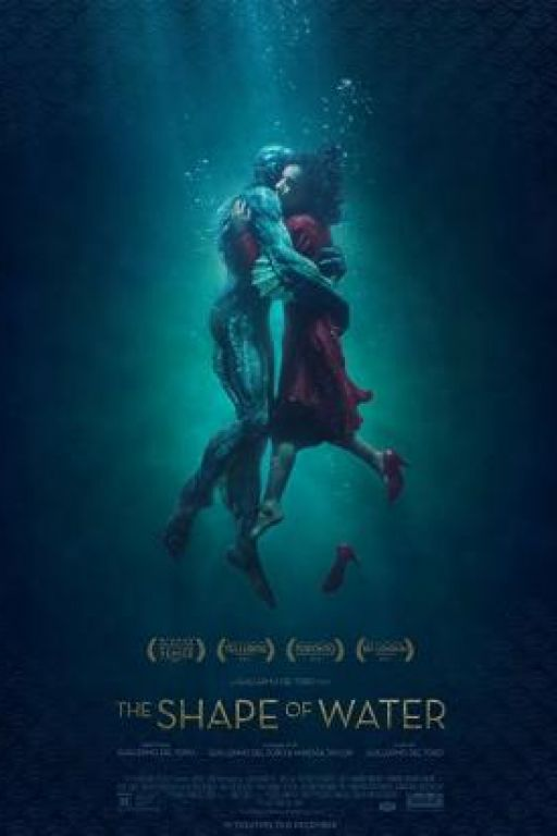 The Shape of Water DVD10205