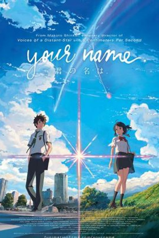 Your Name - Kimi no na wa DVD10.177