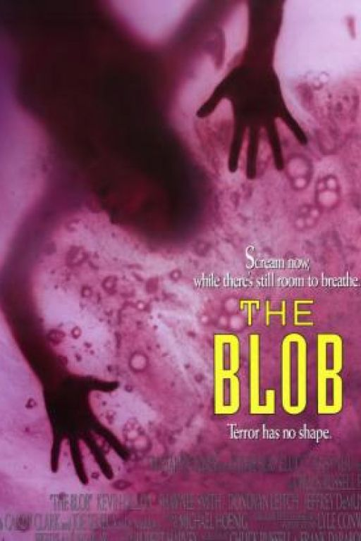 Der Blob - The Blob (1988) DVD1564