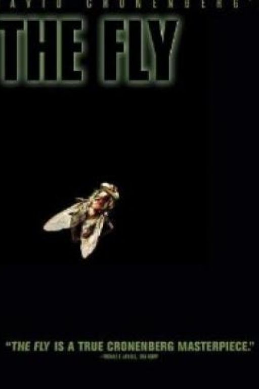 Die Fliege - The Fly (1986) DVD515