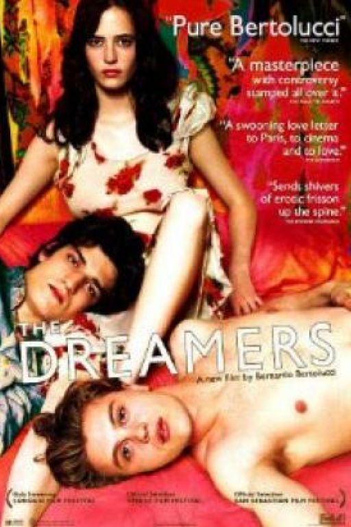 Die Träumer - The Dreamers DVD1698