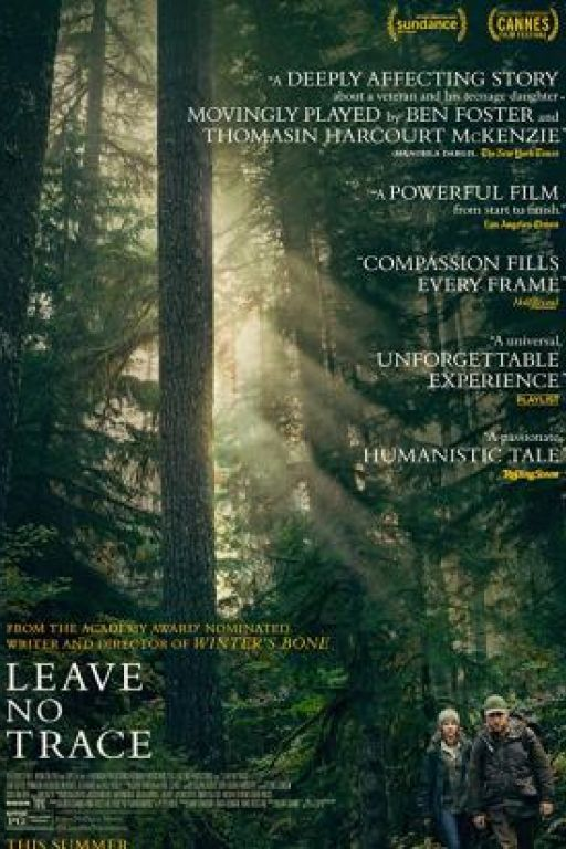 Leave No Trace (OmeU) DVD10455