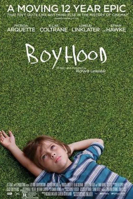 Boyhood DVD8229