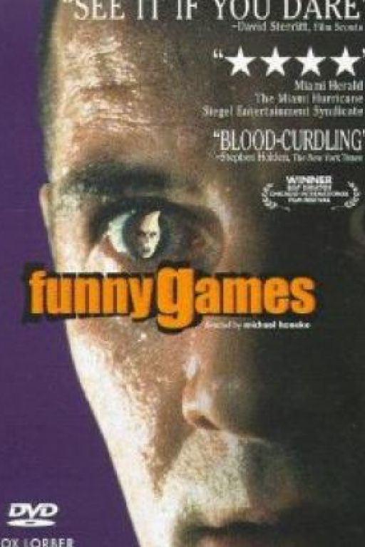 Funny Games (1997) DVD1688