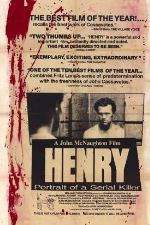 Henry Portrait of a Serial Killer (OF) (Coming Soon on DVD at Filmkunstbar Fitzcarraldo)