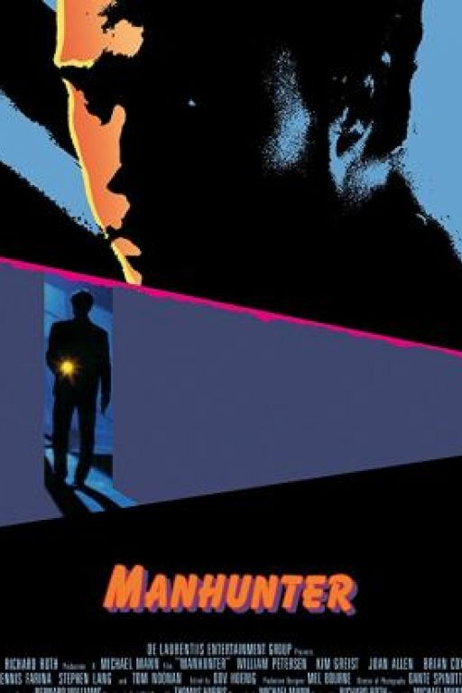 Manhunter DVD254